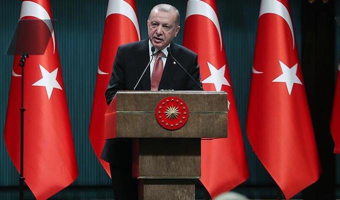 Erdoğan: Kendimizi Avrupa'da görüyoruz