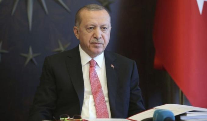 Erdoğan'dan G-20 Liderler Zirvesi'ne aşı mesajı