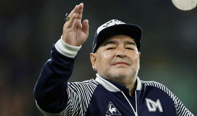 Maradona'nın ölüm sebebi belli oldu