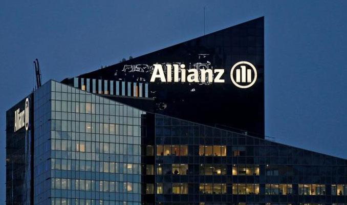 Allianz'ın karı arttı, geliri düştü