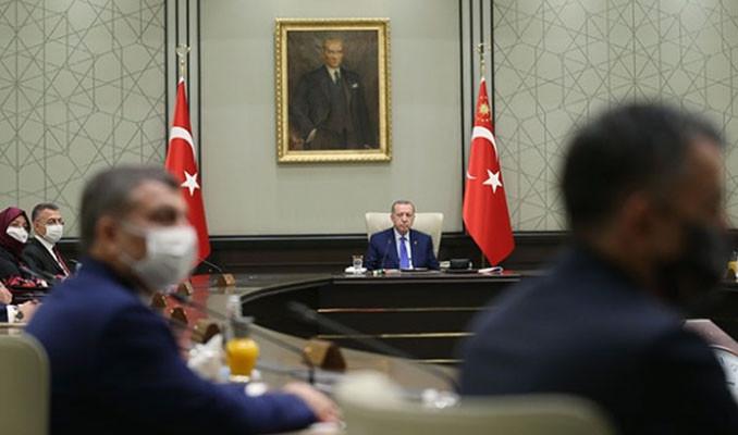 Kritik Cumhurbaşkanlığı Kabine Toplantısı başladı