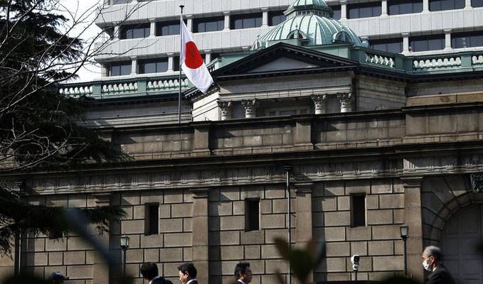 Japon Merkez Bankası'ndan yeni kararlar