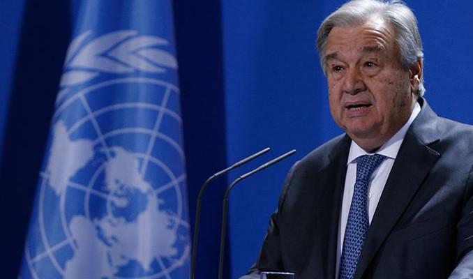 Guterres: İnsanlık doğayla savaşıyor, bu intihardır