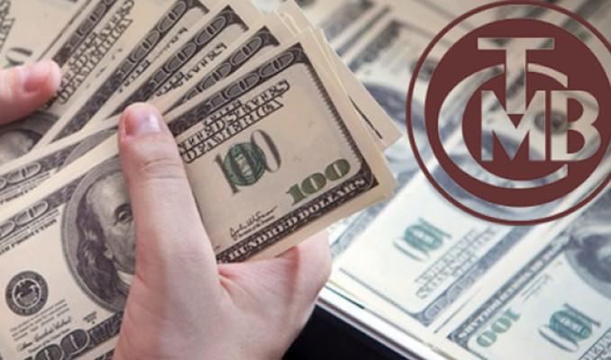 TCMB: Resmi rezerv varlıkları 82.7 milyar dolar oldu