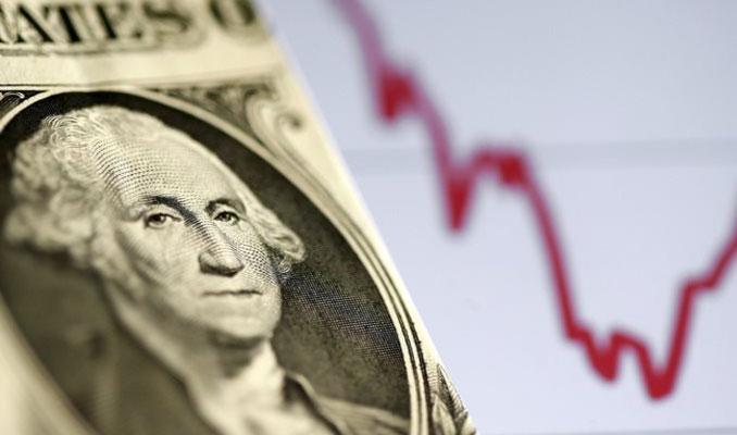 Dolar, 4 ayın en düşük seviyesinde