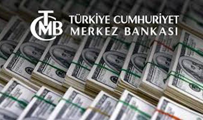 TCMB brüt döviz rezervleri 188 milyon dolar arttı