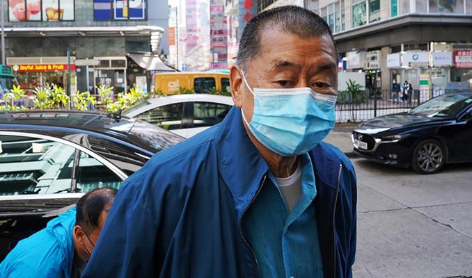 Hong Konglu medya patronuna yolsuzluk suçlaması