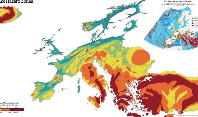 2021'de depremler devam edecek