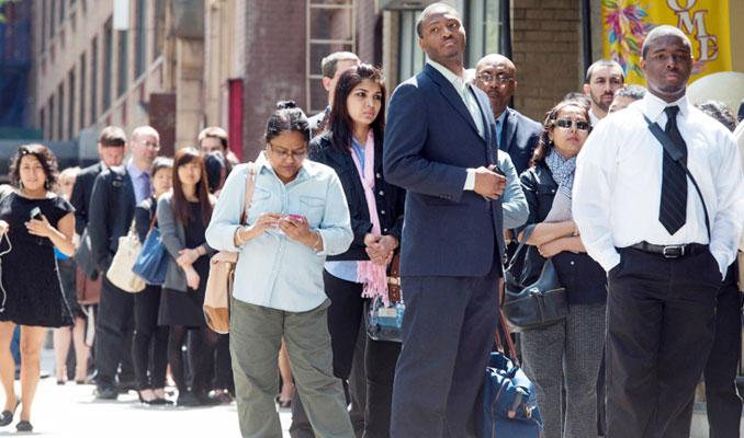 ABD'de işsizlik başvurularında sürpriz gerileme