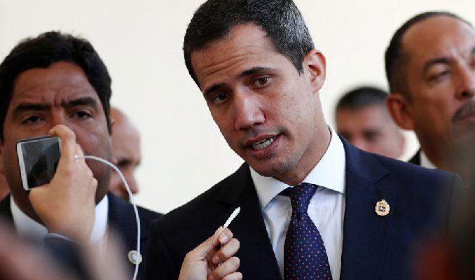 Guaido'nun amcası patlayıcılarla yakalandı
