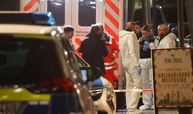 Almanya'da ırkçı saldırı 5'i Türk 10 ölü