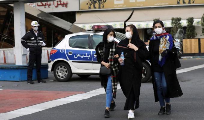 İran'da korona virüs nedeniyle 9 kişi daha öldü