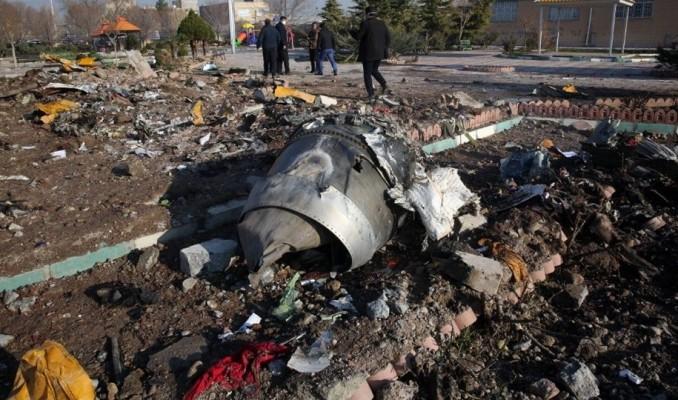 Uçağın ses kaydı İran küplere bindirdi