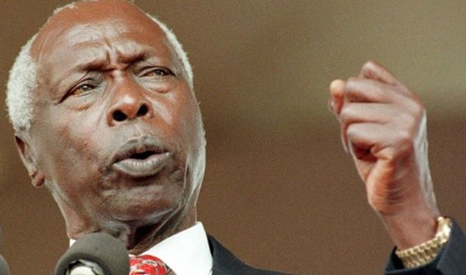 Kenya eski Devlet Başkanı Moi hayatını kaybetti