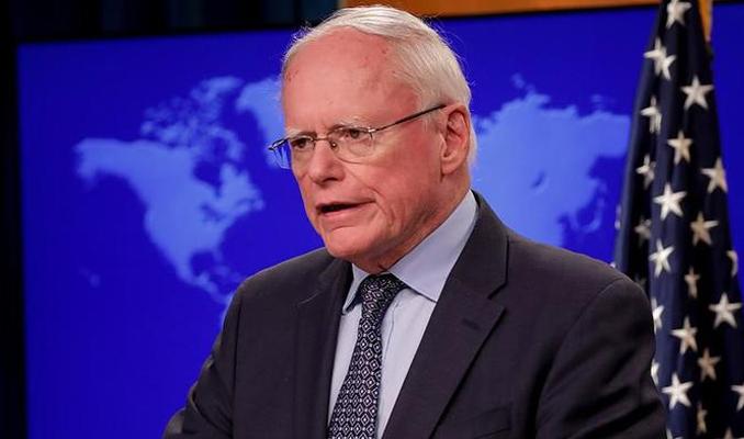 Jeffrey: Rejim ve Rusya yaptırımla karşılaşır