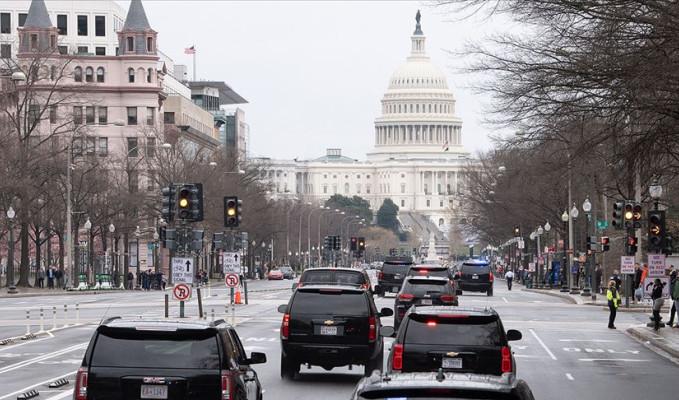 ABD'nin başkenti Washington'da OHAL ilan edildi