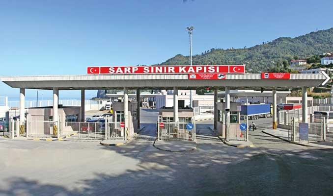 Sarp Sınır Kapısı yolcu trafiğine kapatılacak!