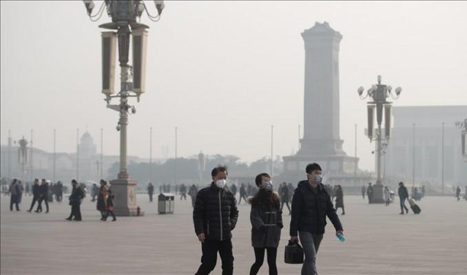 Çin'de koronavirüsün etkisiyle hava kirliliği azaldı