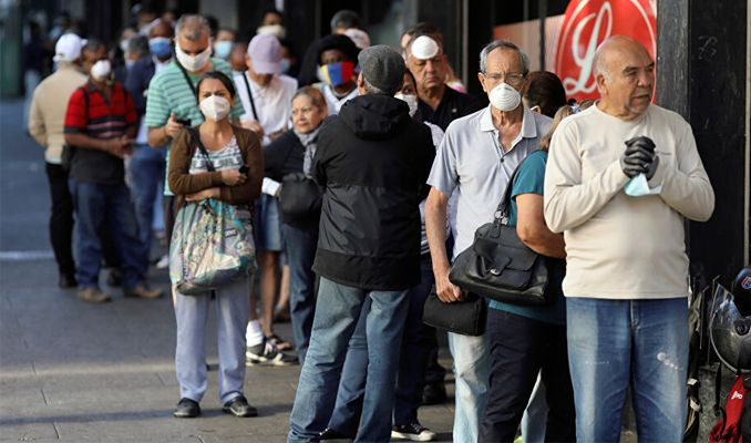 IMF, Venezüella'nın kredi talebini reddetti