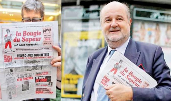 40 yıldır 11 kez çıkan gazete