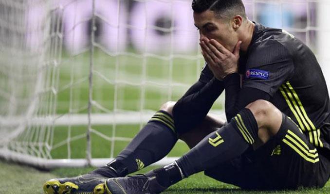 Cristiano Ronaldo'nun test sonucu çıktı