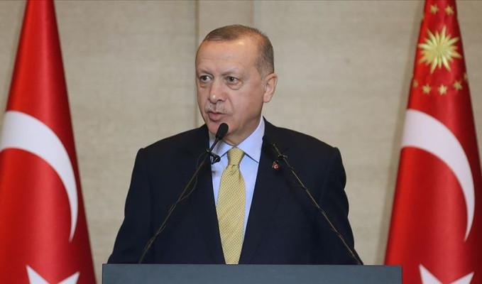 Erdoğan: Vatandaşlarımız ikazlara harfiyen uymalıdır