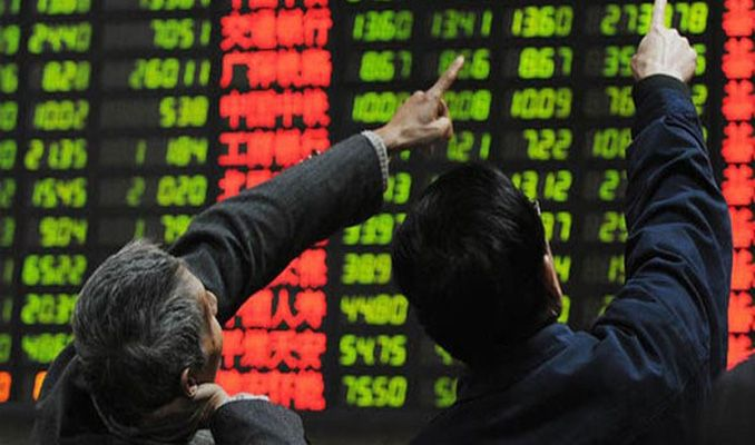 Asya son güne yükselişle başladı