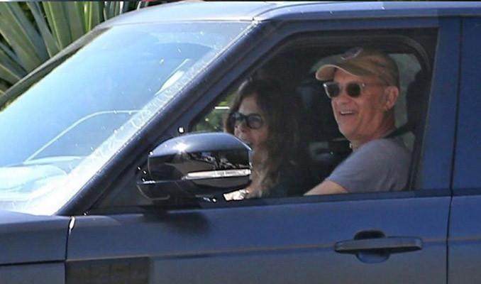 Tom Hanks ve eşi karantinadan çıktı
