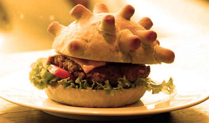 Hamburgerci virüs mü yayıyor