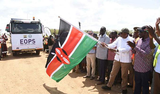 Kenya maske ihracatını yasakladı