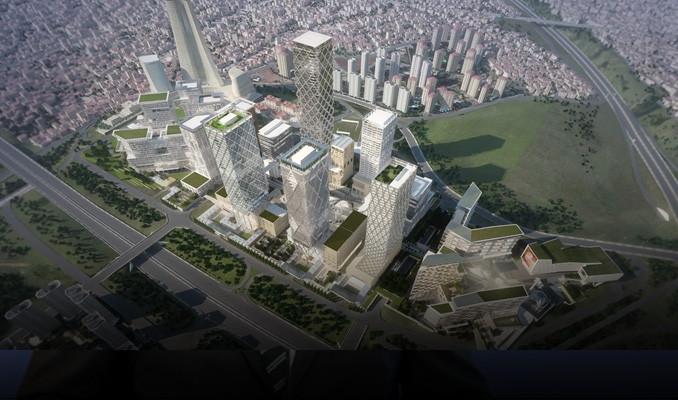 Finans merkezinde 509 milyonluk yeni ihale