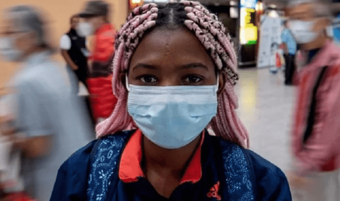 Güney Afrika'da da korona virüs tespit edildi