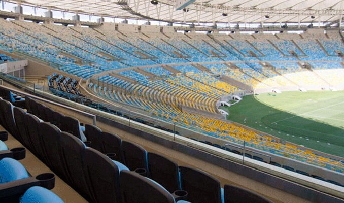 Maracana Stadı, Kovid-19 hastanesine dönüştürülüyor
