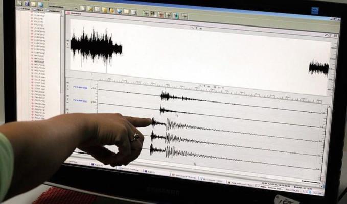 Tekirdağ'da 3.5 büyüklüğünde deprem oldu