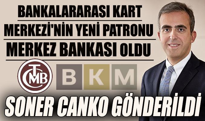 Soner Canko BKM'den gönderildi