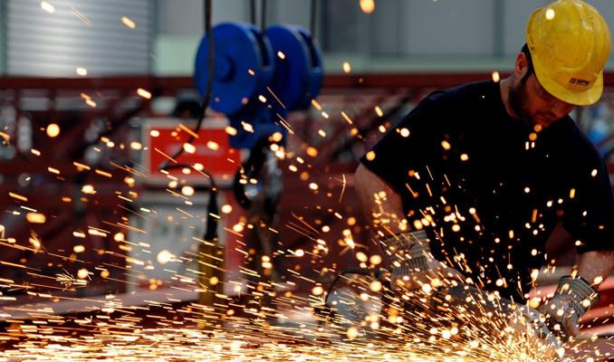 Almanya'da sanayi üretimi şubatta arttı