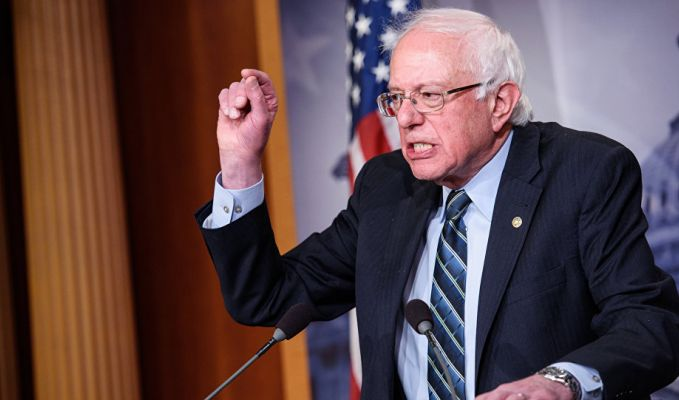 ABD'de başkan aday adayı Bernie Sanders yarıştan çekildi