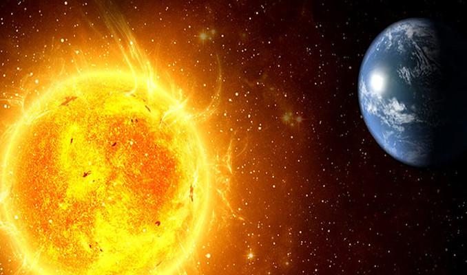 Çığır açacak araştırma: Güneş enerjisi Dünya'ya yönlendirilecek