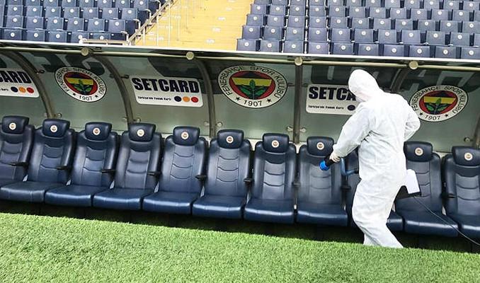 Fenerbahçe'de yeni korona virüs vakası