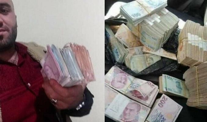 Sosyal medyada paylaşım yapan hırsız yakalandı