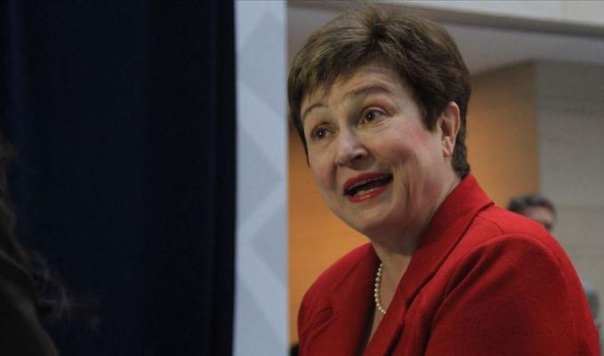 IMF Başkanı Georgieva: Bankalar temettü ve geri alımları durdursun