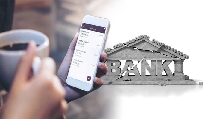 Bankalar dijital çağa ayak uydurmak zorunda
