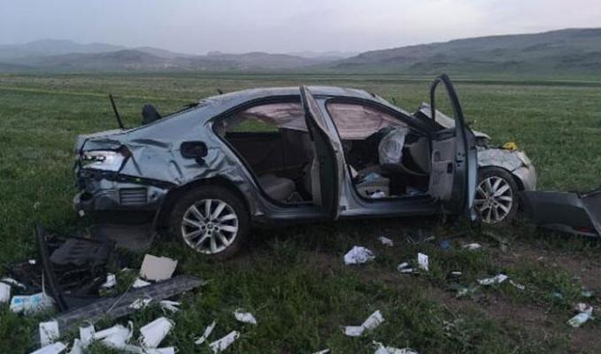 AK Partili Kazım Şahin trafik kazasında hayatını kaybetti