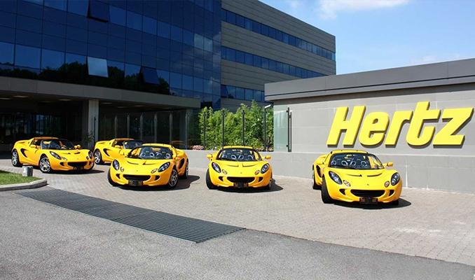 ABD'li şirket Hertz konkordato başvurusunda bulundu