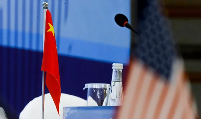 ABD, 33 Çin kuruluşunu kara listeye aldı