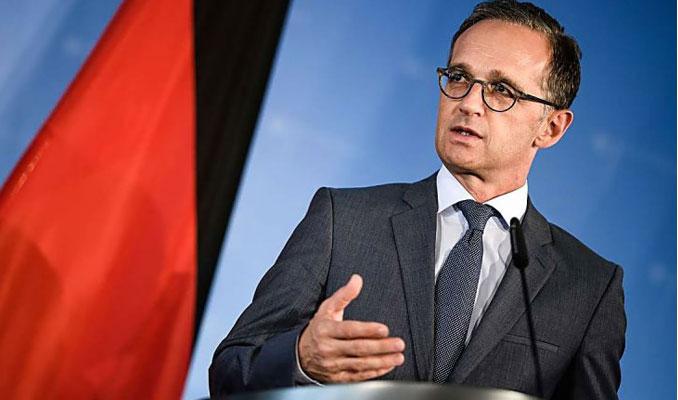 Almanya Dışişleri Bakanı: Türkiye ile yakın diyalog içindeyiz