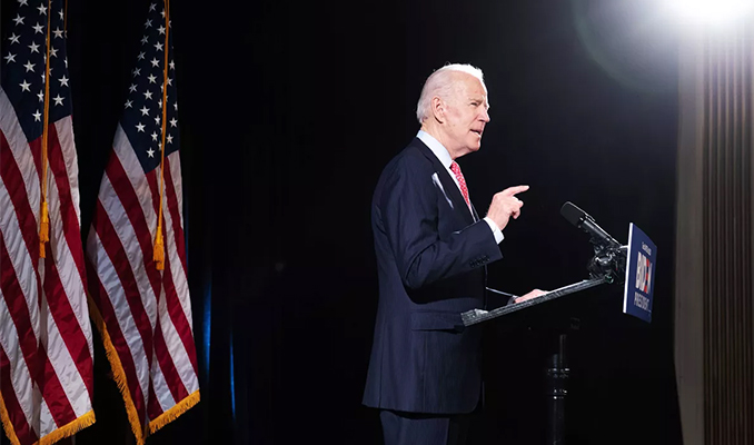 Joe Biden, Trump'ın seçim hilesine başvuracağını iddia etti
