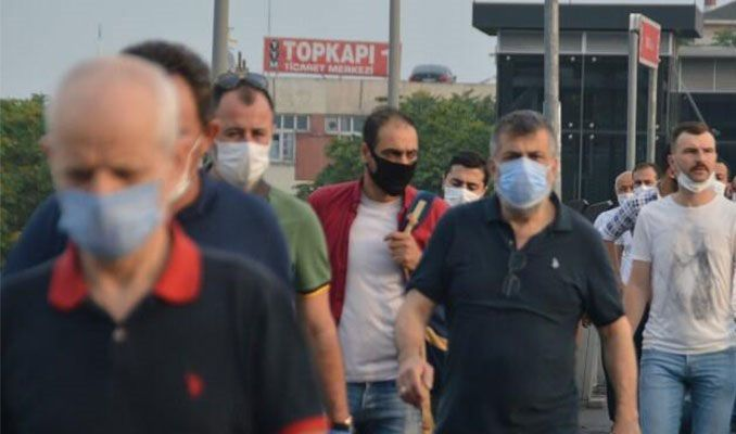 İstanbul'da ilk gün ceza yağdı