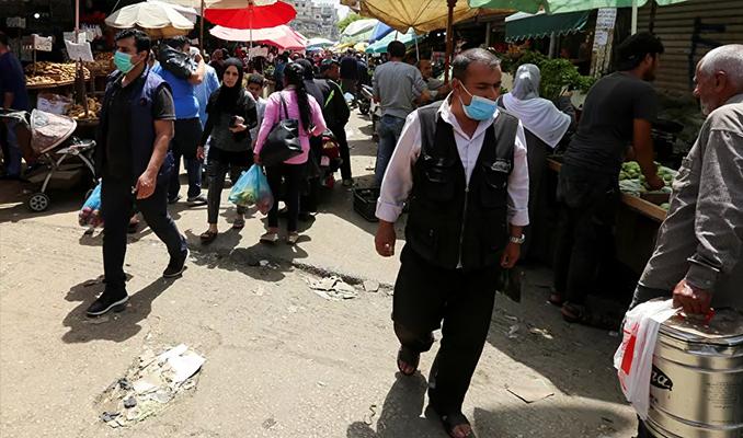Açlıkla sınanan Lübnan'da ekmek krizi!