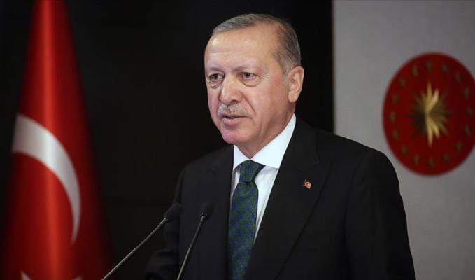 Erdoğan kısa çalışma ödeneğinin bir ay uzatıldığını açıkladı